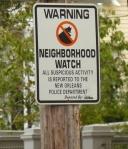 Neighborhood Watch New Orleans